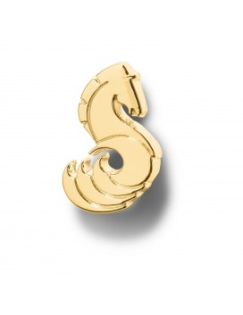 BENETEAU GOLD LABEL PIN